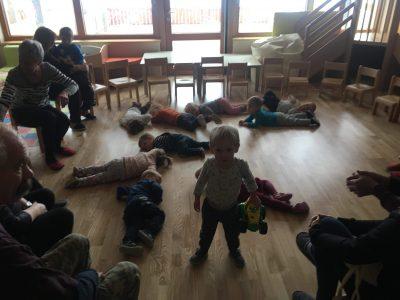 MOJE BABICE IN DEDKI NA OBISKU
