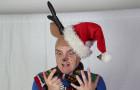 Predstava Rudolf in praznične kremšnite