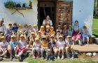 Kekčeva dežela za otroke oddelka Metulji in Ribice